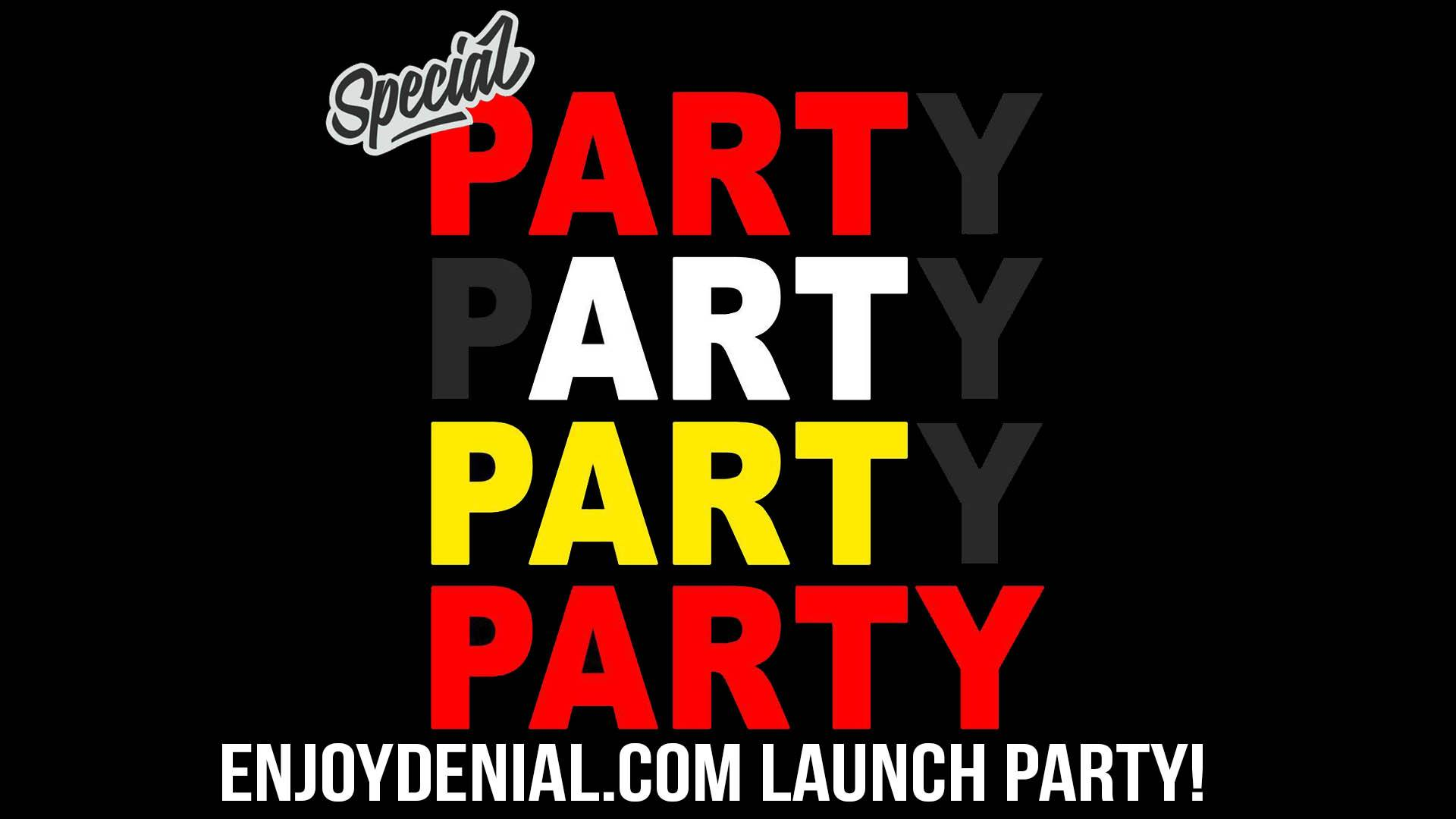 Part Art Part Party 17 - Website Launch & Homecoming Edition!